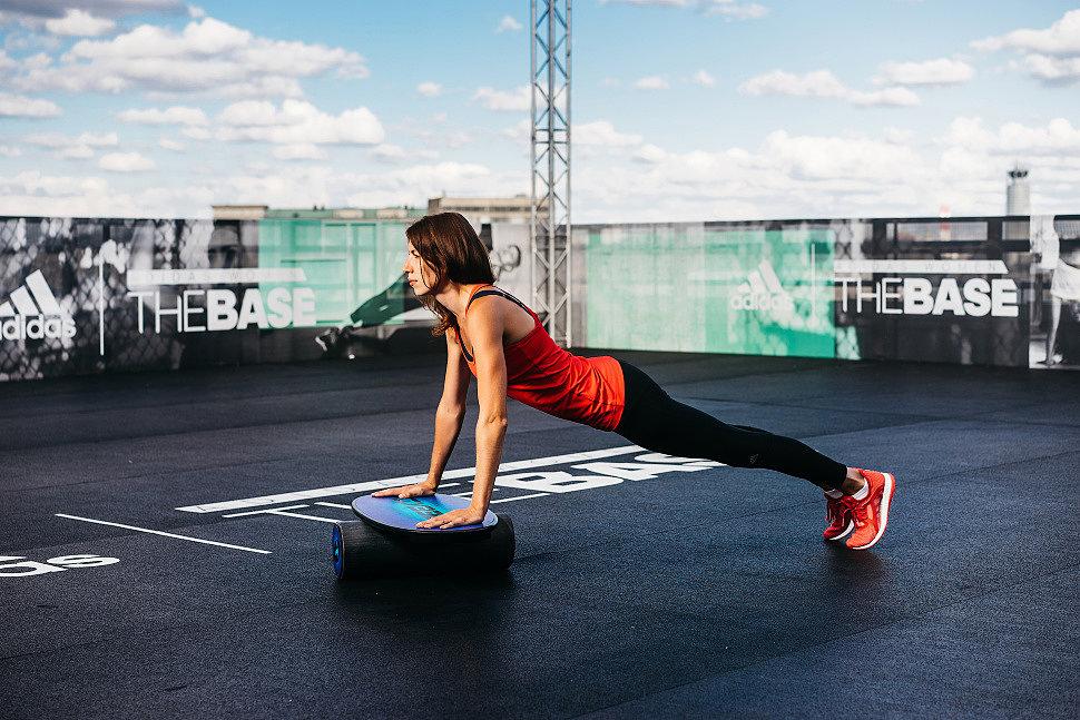 Зачем нужны упражнения на баланс?